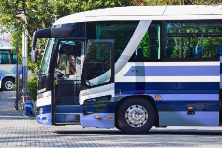 貸切バスのサイズは人数で選びましょう