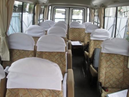貸切バスの種類「マイクロバス」ってなに?
