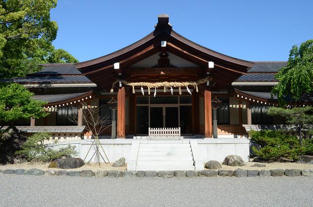 1900年の歴史を誇る熱田神宮